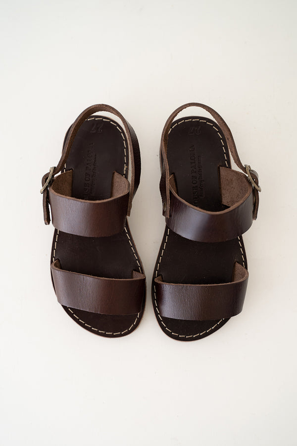 Elysian Sandal Children's ~ Chocolate