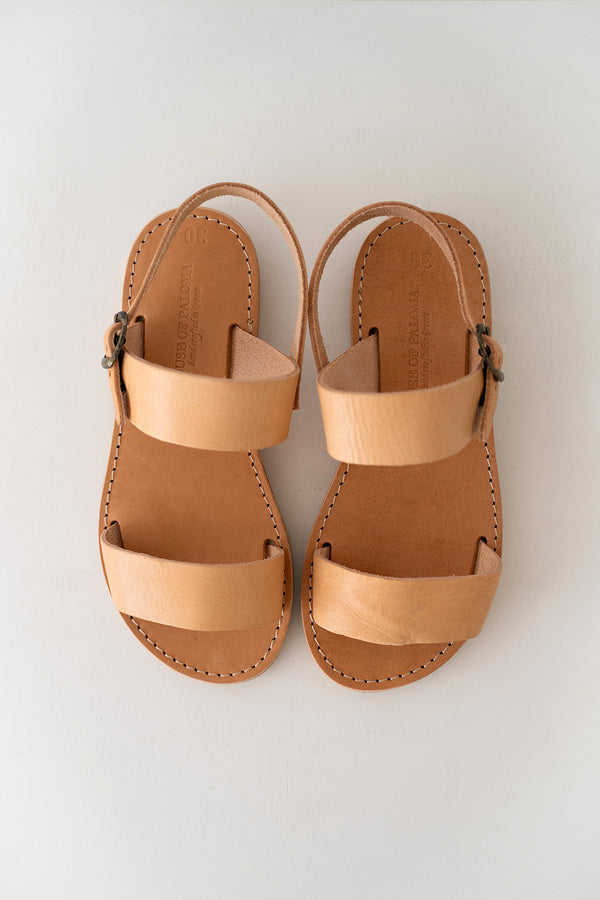 Elysian Sandal Children's ~ Tan