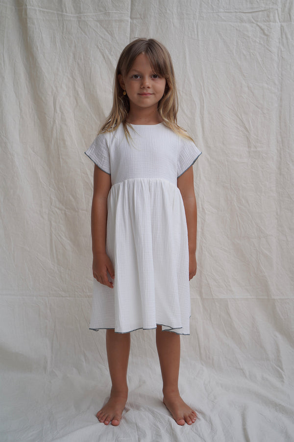 Delfina Dress ~ Cloud Clothe