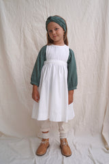 Amour Blouse ~ Aegean Green