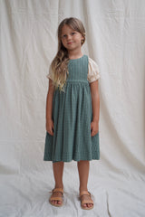 Paloma Dress ~ Aegean Green