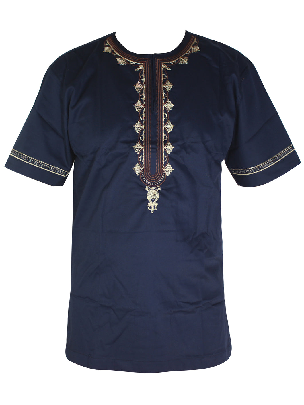 2019 New African Men clothes embroidery muslim wear dashiki african clothing