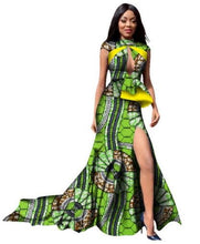 African Dress Limited Cotton 2017 New Arrival African Plus Size Women Dress M-6xl