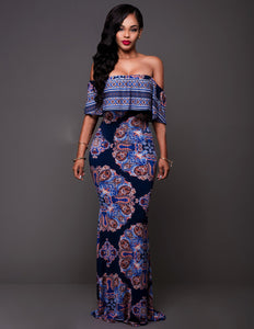 African Dresses Dress 2018 Clothing Dresses Africa Bazin Riche For Women In Hot Sale Cotton New Sexy Fashion Clothes