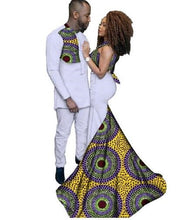 African Dresses For Women In African Clothing Sale Rushed African Dress New Arrival Cotton Women 2018 Couple Clothes