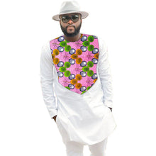 African mens long sleeve tops tailor made clothing men dashiki clothes fashion ankara prints wax african shirt for wedding