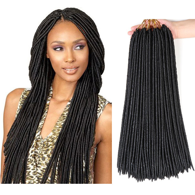 Braids extensions for black hair