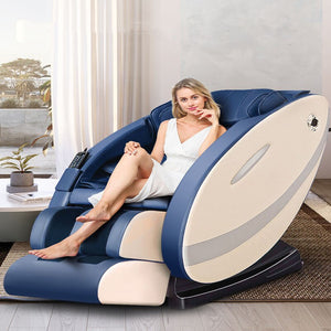 Luxury Music Cabin Massage Chair Household Full Body Automatic Smart Massager Multifunction Electric Sofa Smart Furniture