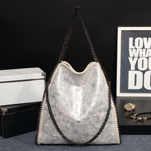 Luxury brand Women shoulder bag portable star chain messenger Bags women fashion 3 silver star bag female tote bags handbags