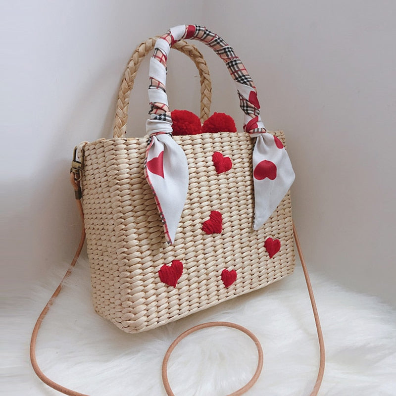 Natural Basket Handmade Straw Bag Bridal Shower Gift For Bride To Be E Ikcclassicafricanfashion
