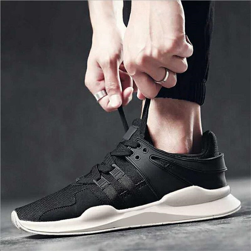 Popular men fashion breathable casual shoes spring young Cheap high quality Comfortable light sneakers Chaussures pour hommes