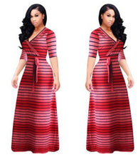 Traditional African Clothing Sale Polyester 2017 Sexy Digital Print Fashion Wind Dress New African Women Clothing