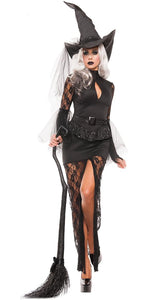 witch cosplay costumes with Free Shipping adult witch costumes Sexy halloween costumes for women