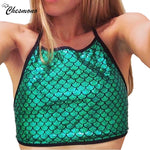 Mermaid Crop