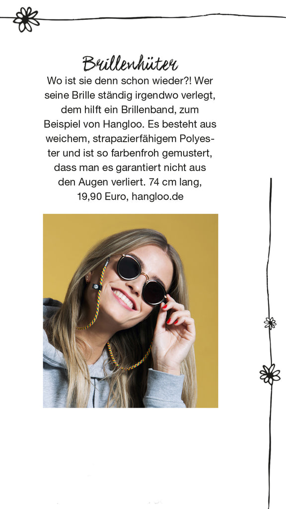 hangloo artikel in der flow