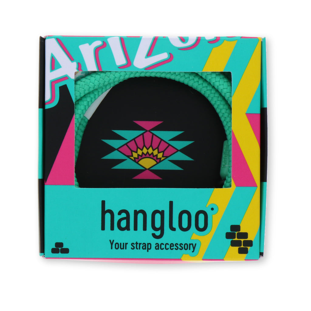 Arizona x hangloo watermelon tea packaging