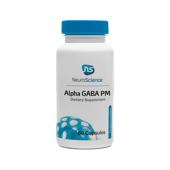 Alpha Gaba PM-relaxing all natural supplement for restorative sleep