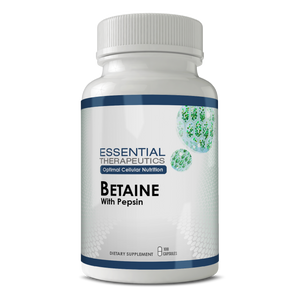 Betaine Plus-digestive support for bloating, gas, and heartburn