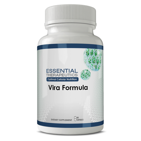 Vira Formula-Echinacea, Astragulas, Goldenseal, and Olive leaf extract-Immune boosting Viral Support.