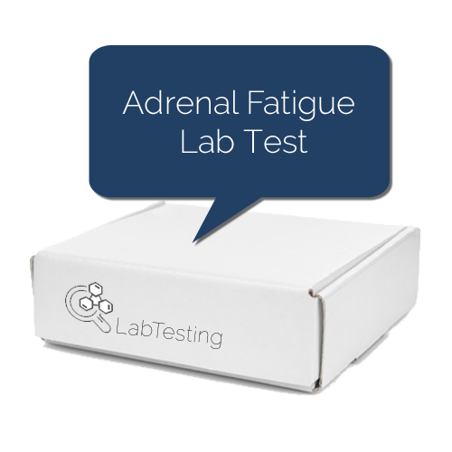 Adrenal Fatigue Test Kit