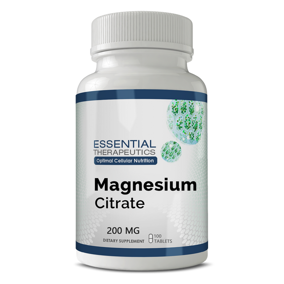 Magnesium Citrate-natural muscle relaxant for tight achy muscles. Helps eliminate constipation