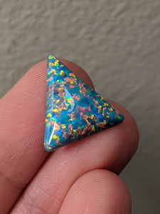 Synthetic Opal Cabochon