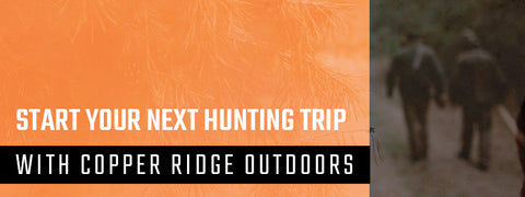 start your next hunting trip