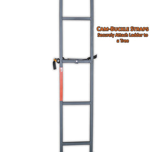 Copper Ridge Outdoors mini tree ladder cam buckle straps