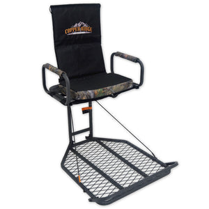 Copper Ridge Outdoors deluxe hang-on stand