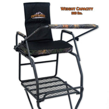 deer stand with 300 pound weight capacity