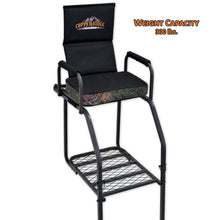 archer ladder stand with 300 pound capacity