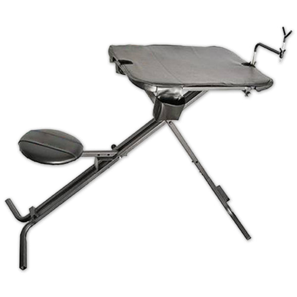 Copper Ridge Outdoors portable shooting bench