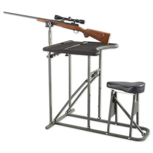 Copper Ridge Outdoors deluxe portable shooting bench