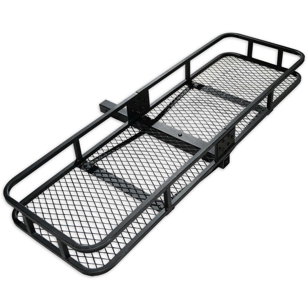 500 pound capacity hitch cargo carrier