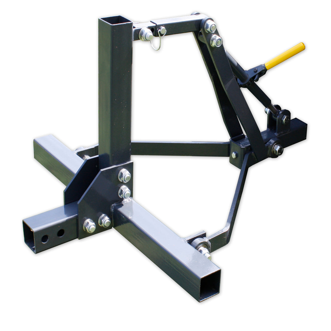 Copper Ridge Outdoors three-point hitch lift system