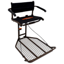 Copper Ridge Outdoors ultra comfort deluxe hang-on deer stand full seat with foot rest
