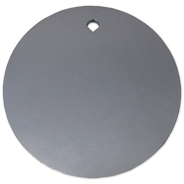 Copper Ridge Outdoors AR500 steel round target