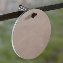 Copper Ridge Outdoors T-post hanger with target