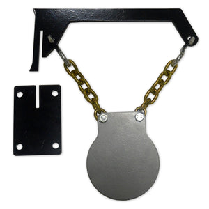 Tree-Hanging Kit with AR500 Steel Gong Target