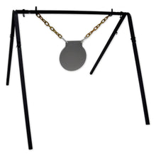 Copper Ridge Outdoors steel gong target with stand
