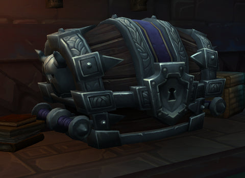 Challengers chest, Mythic Plus rewards for end of the week