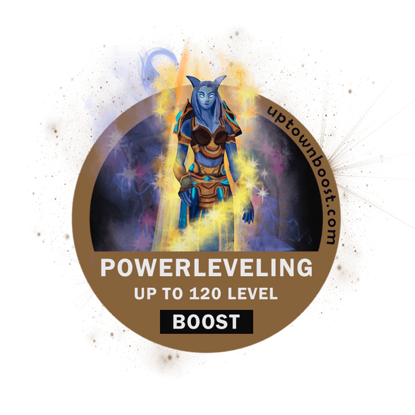 Buy Power Leveling up to 120 Level Boost - UpTownBoost.com