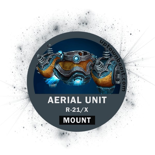 Buy Aerial Unit R-21/X Mount Boost - UptownBoost