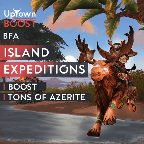 Buy BFA 5 Island Expeditions Boost Boost - UptownBoost