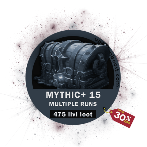 Buy BFA Multiple Mythic+15 Runs - Season 4 [UP TO 30% OFF] Boost - UptownBoost