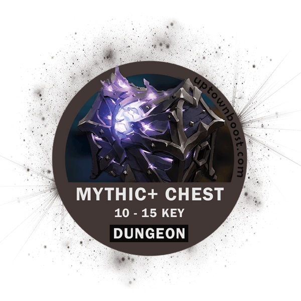 Buy BFA Mythic+ 10 - 15 Weekly Chest - Season 4 Boost - UptownBoost
