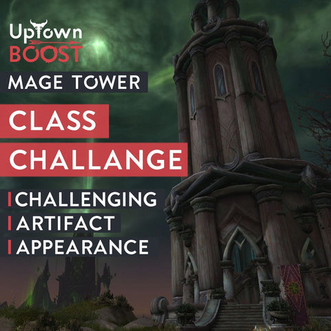 Buy Mage Tower Class Challenge Boost - UptownBoost