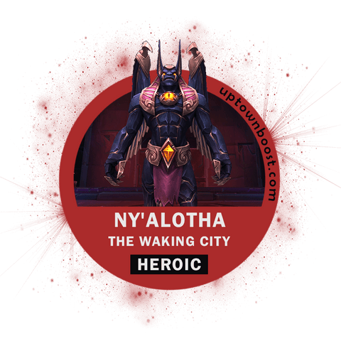 Buy Ny'alotha, The Waking City HEROIC [US Server] Boost - UptownBoost