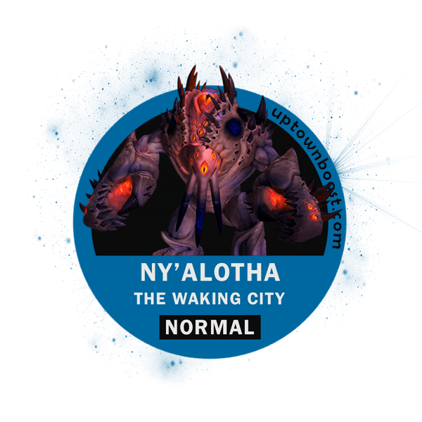 Buy Ny'alotha, The Waking City NORMAL Boost - UptownBoost
