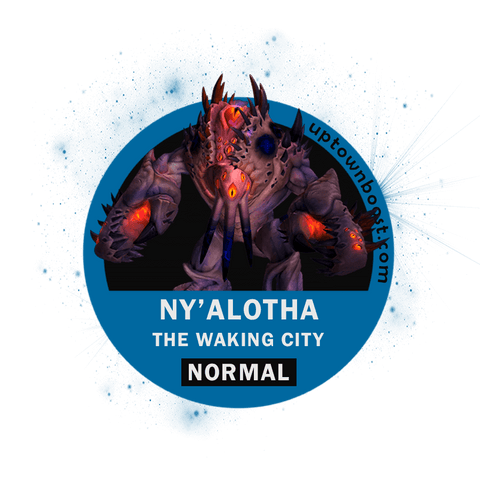 Buy Ny'alotha, The Waking City NORMAL Carry Carry - UpTownBoost.com